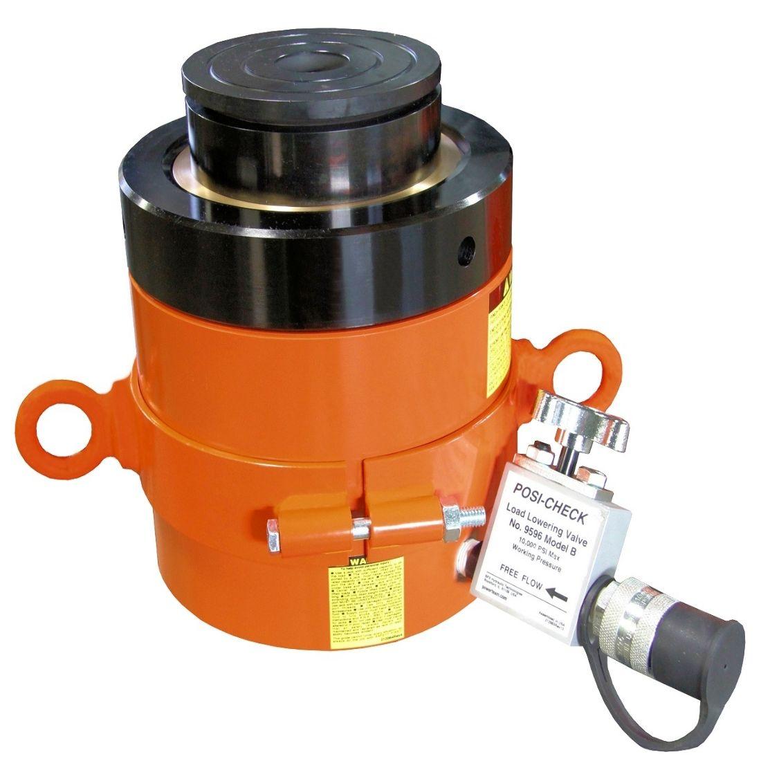 SPX Power Team EHN Hydraulic Nut SPX Power Team Corporation