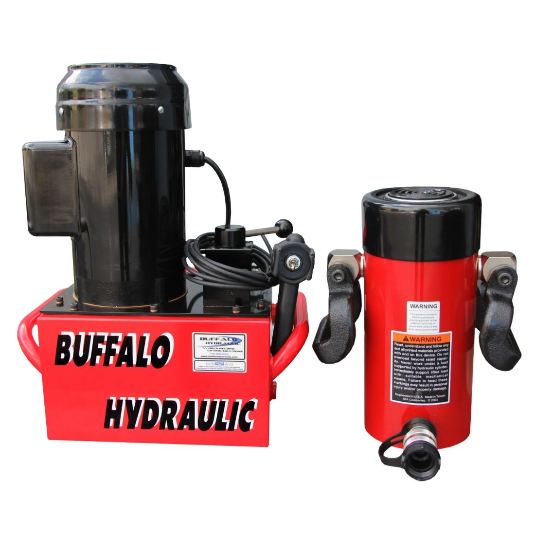 bva pe50 series electric hydraulic pumps buffalo hydraulic. Black Bedroom Furniture Sets. Home Design Ideas
