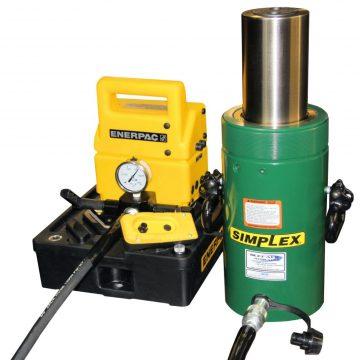 simplex r10010-single-acting-hydraulic-cylinder