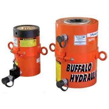 power-team-rh2008-double-acting-through-hole-hydraulic-cylinder