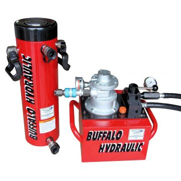 BVA Air Hydraulic Pump