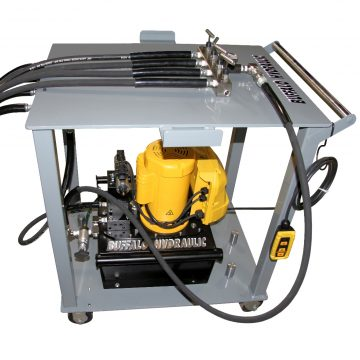 enerpac-ze-series series-electric-hydraulic-jacking-systems